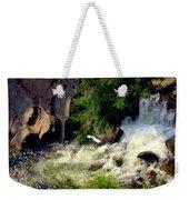 Sinks Waterfall Weekender Tote Bag