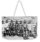 Sioux War Party Weekender Tote Bag