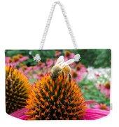 Sip Of Nectar Weekender Tote Bag