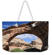 Sipapu Bridge - Utah Weekender Tote Bag