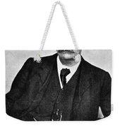 Sir Arthur Conan Doyle (1859-1930) Weekender Tote Bag
