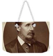 Sir Charles R Weekender Tote Bag