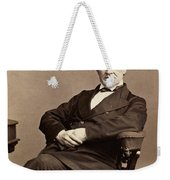 Sir Charles Wheatstone (1802-1875) Weekender Tote Bag