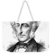 Sir Charles Wood (1800-1885) Weekender Tote Bag