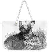 Sir Evelyn Wood Weekender Tote Bag