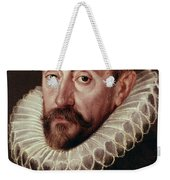 Sir Francis Walsingham (c1532-1590) Weekender Tote Bag