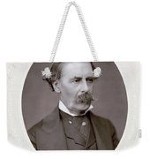 Sir Henry Thompson (1820-1904). English Surgeon. Photographed C.1882 Weekender Tote Bag