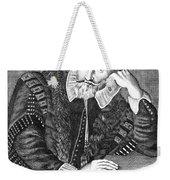 Sir Henry Wotton (1568-1639) Weekender Tote Bag