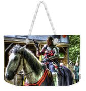 Sir Lancelot Du Lac - V2 Weekender Tote Bag