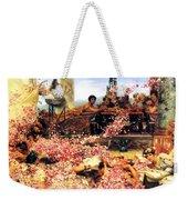 Sir Lawrence Alma Tadema Weekender Tote Bag