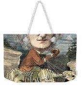 Sir Richard Owen (1804-1892) Weekender Tote Bag