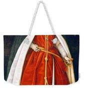 Sir Robert Devereux (1566-1601) Weekender Tote Bag