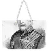 Sir William Williams  (1800-1883) Weekender Tote Bag