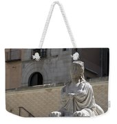 Siren Sphinx In The Medina Del Campo Weekender Tote Bag