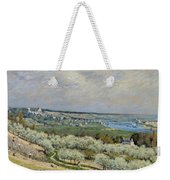 Sisley Saint-germain, 1875 Weekender Tote Bag