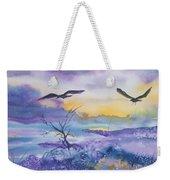 Sister Ravens Weekender Tote Bag
