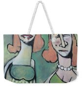 Sisters Going To The Ball Weekender Tote Bag