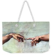 Sistine Chapel Weekender Tote Bag by SPL and Photo Researchers
