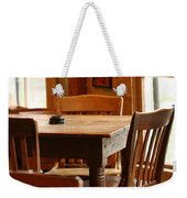 Sit Down For A Spell Weekender Tote Bag