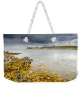 Site Of Dunscaith Castle Weekender Tote Bag