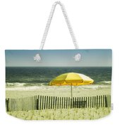 Sitting By The Shore Weekender Tote Bag