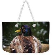 Sitting Duck Weekender Tote Bag