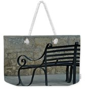Sitting In Malta Weekender Tote Bag