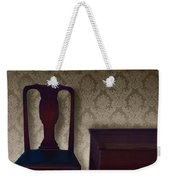 Sitting Room At Dusk Weekender Tote Bag by Margie Hurwich
