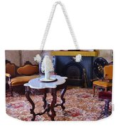 Sitting Room Weekender Tote Bag