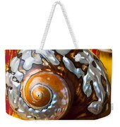 Six Snails Shells Weekender Tote Bag