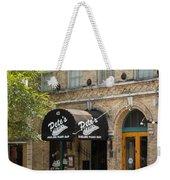Austin Sixth Street Dueling Piano Bar Weekender Tote Bag