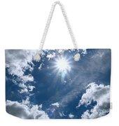 Sizzle Summer Weekender Tote Bag