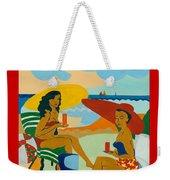 Sizzling Summer Weekender Tote Bag
