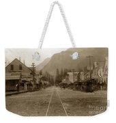 Skagway Alaska H. C. Bailey Photographer June 15 1898 Weekender Tote Bag