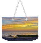 Skaket Beach Sunset 5 Weekender Tote Bag