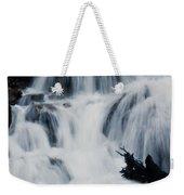 Skalkaho Waterfall Weekender Tote Bag