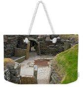 Skara Brae Dwelling Weekender Tote Bag