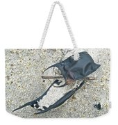 Skate Egg Cases On Sand Weekender Tote Bag