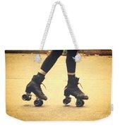Skates In Motion Weekender Tote Bag