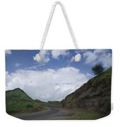 Skc 3557 Drive Up The Mountain Weekender Tote Bag