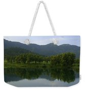 Skc 3956 Nature's Way Of Admiration Weekender Tote Bag