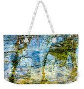 Skeletal Abstract Weekender Tote Bag