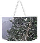 Skeletal Treescape Weekender Tote Bag