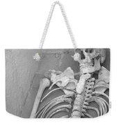 Skeleton  Weekender Tote Bag