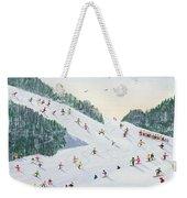 Ski Vening Weekender Tote Bag