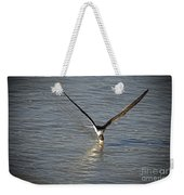 Skimmer Fishing Weekender Tote Bag