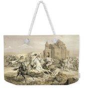 Skirmish Of Persians And Kurds Weekender Tote Bag