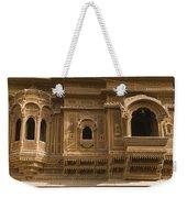 Skn 1310 Elegant Architecture  Weekender Tote Bag