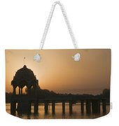 Skn 1383 The Morning Glow  Weekender Tote Bag