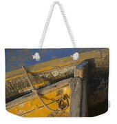 Skn 1394 Dilapidated Boats Weekender Tote Bag